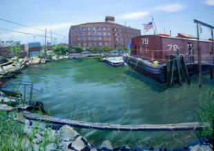 Waterfront Museum in Red Hook