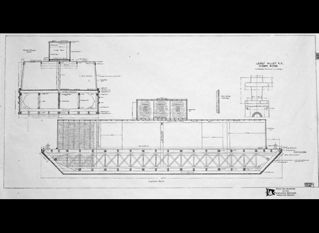 Small Barge Plans http://www.waterfrontmuseum.org/lehigh-valley/lehigh ...